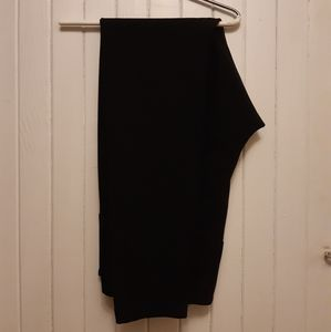 🕸Deep Black Leggings